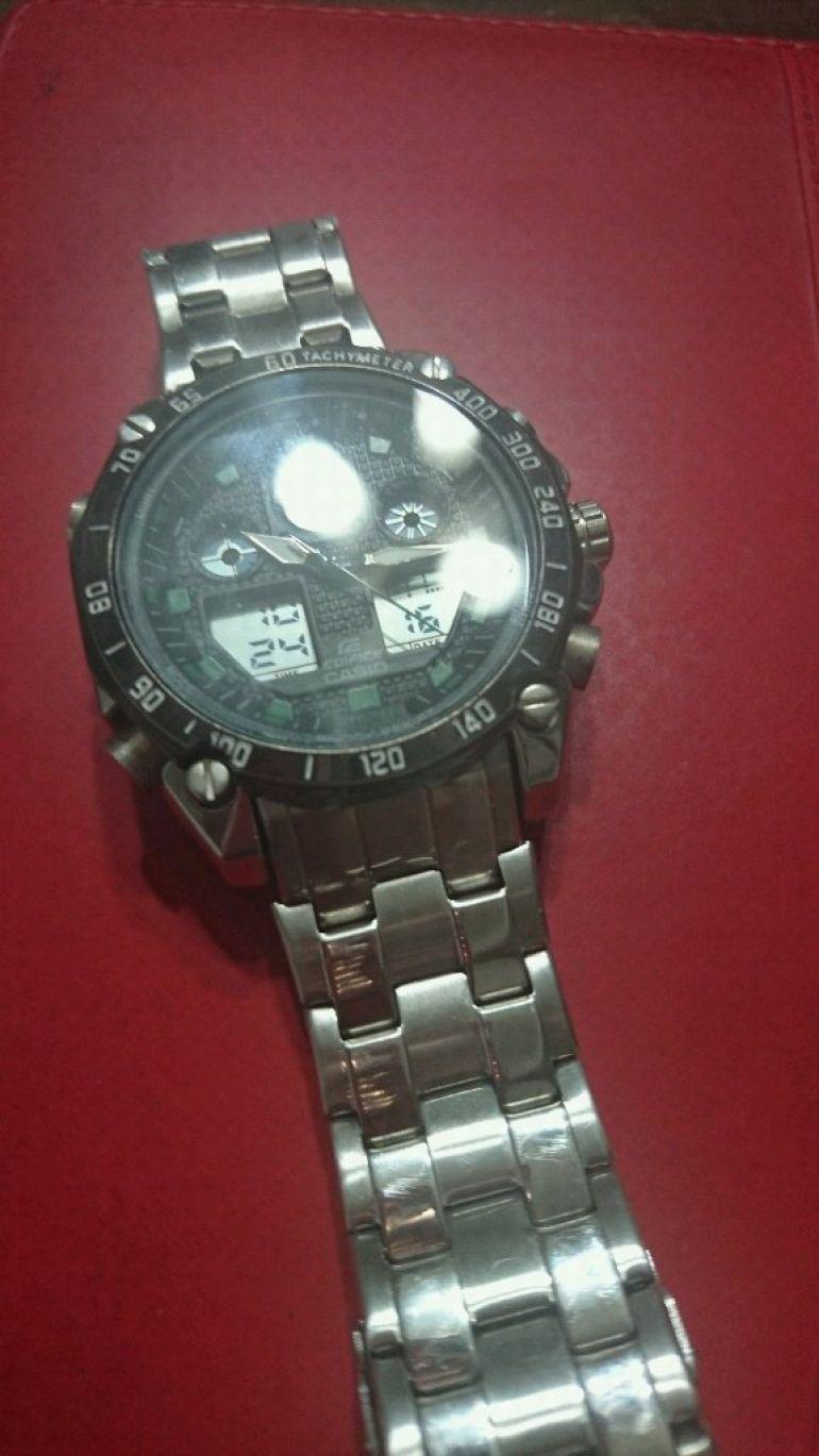 a6548d2d2378 Reloj Casio Edifice 8031 Hombre - GoTrendier - 37762