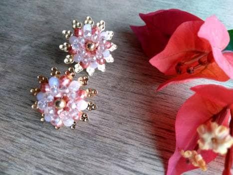 Topos en tonos rosas