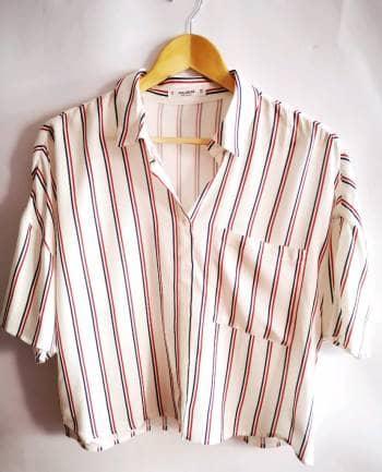 Camisa sport suelta
