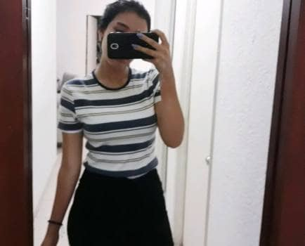 Camisa rayas horizontales