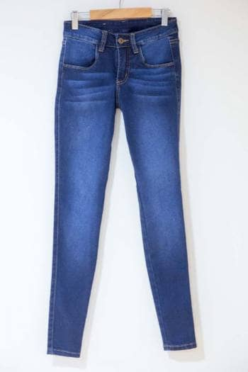 Jeans entubados