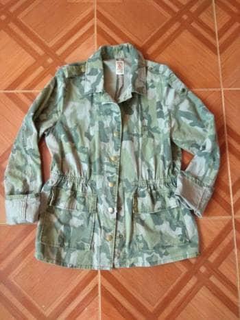 Chaqueta Militar Dama
